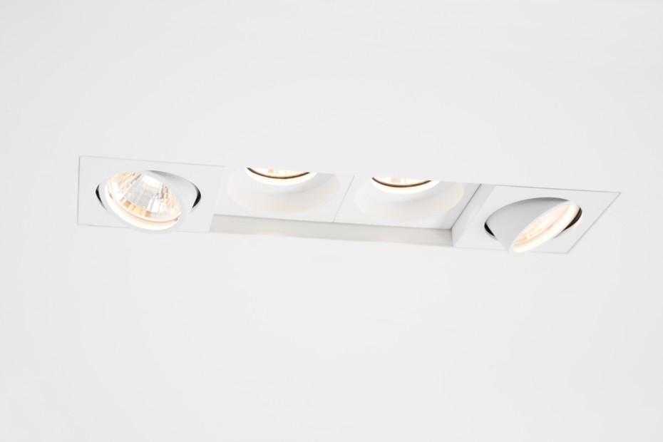 Qbini Trimless built-in light