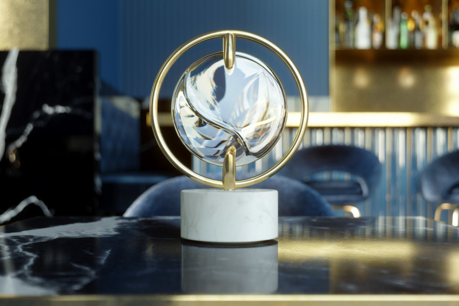 RADIANT table lamp