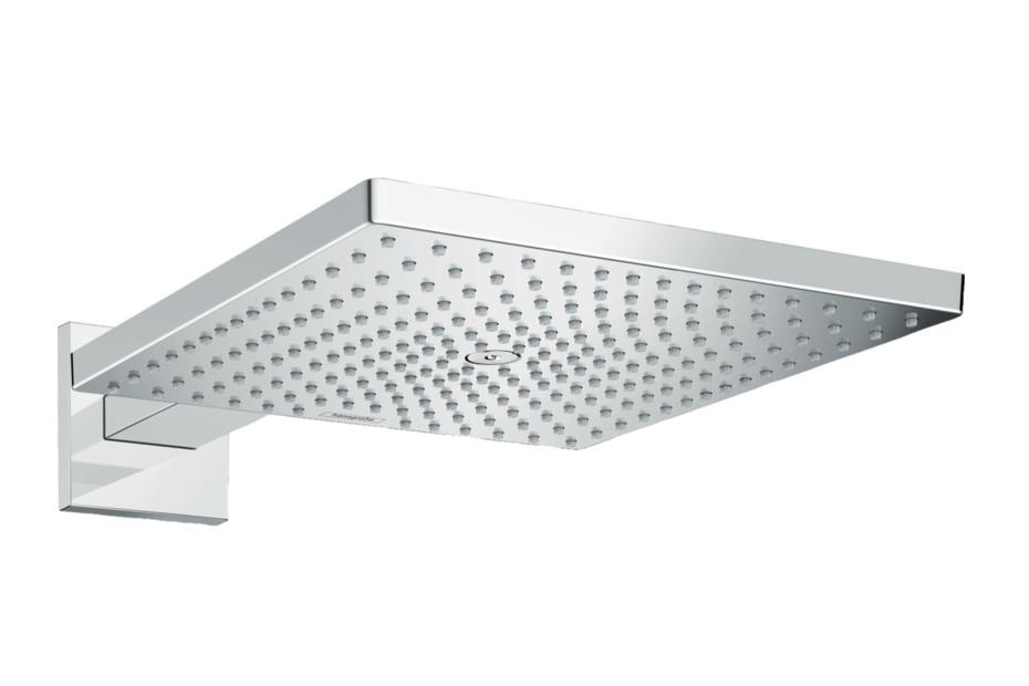 Raindance E overhead shower 300 1jet EcoSmart 9 l/min with shower arm