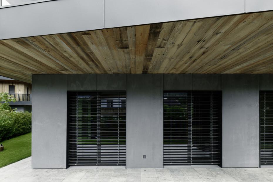 concrete skin, Residence Reithergasse, Kirchberg Tirol