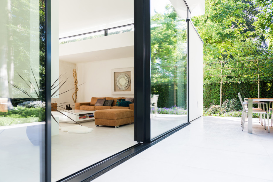 cero sliding window