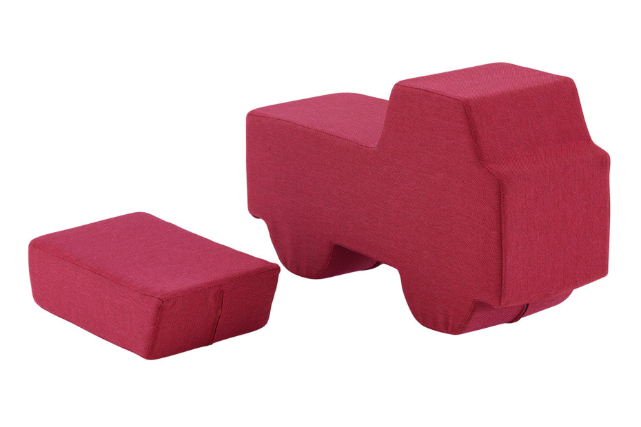 SOFTRUCKS stool