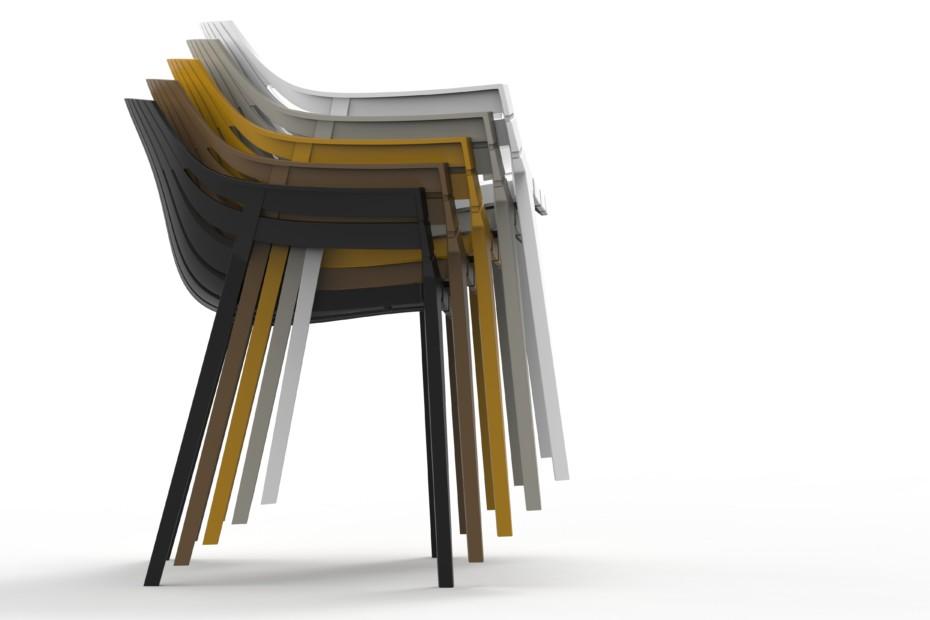 Spritz armchair