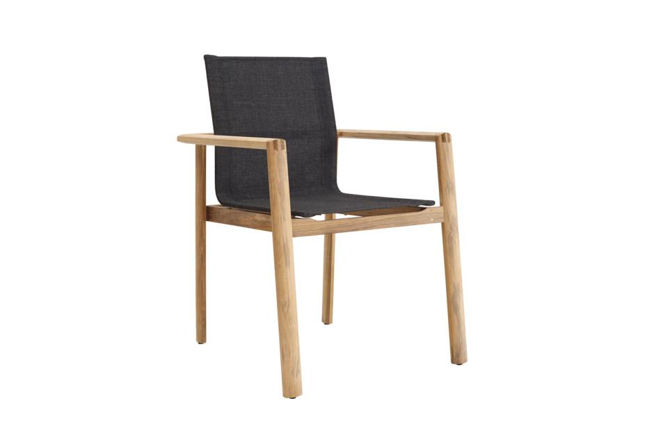 Safari stacking chair