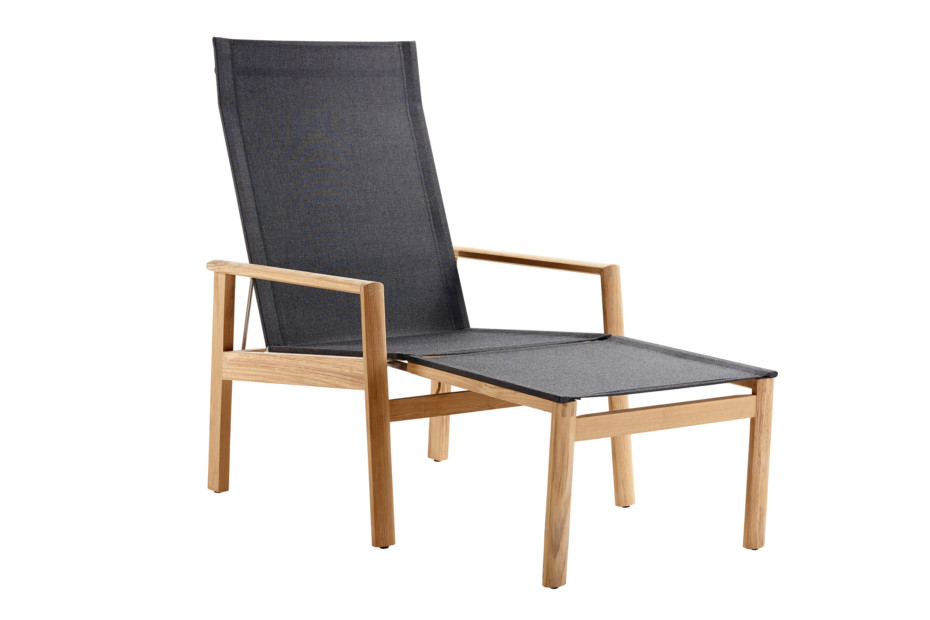 Safari deck chair