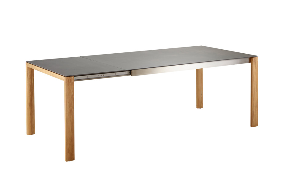 Safari extending table