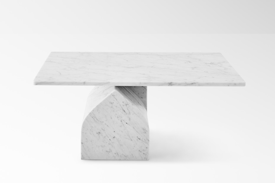 Seesaw low table
