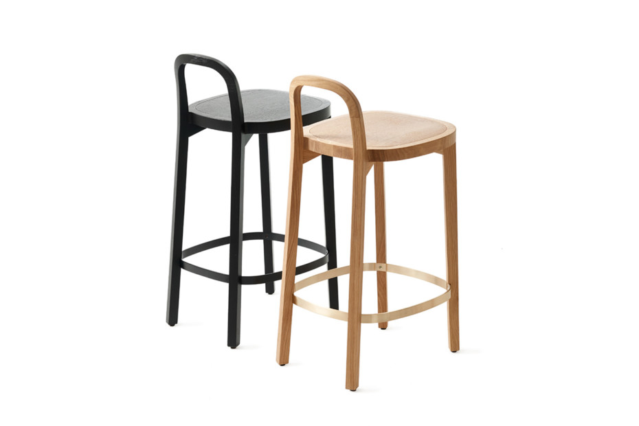 SIRO+ bar stool
