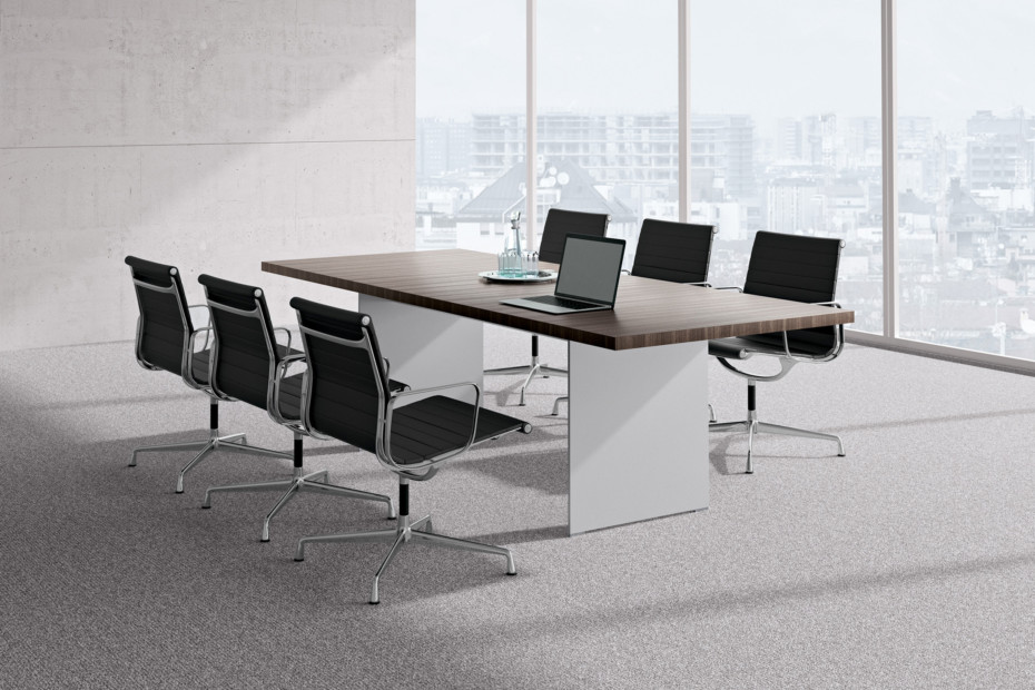 Conference Table Size Home Design