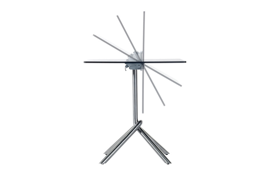 Smart Series folding table double foot