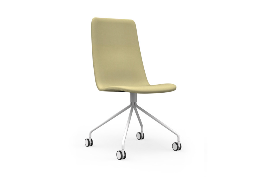 Sola conference chair with castors
