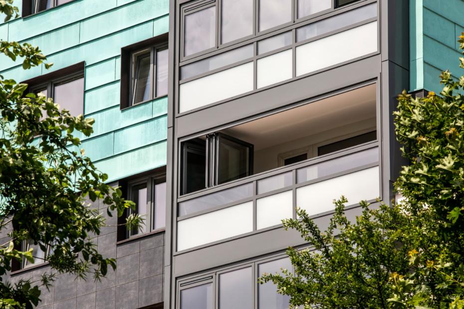 SL 60e for balcony