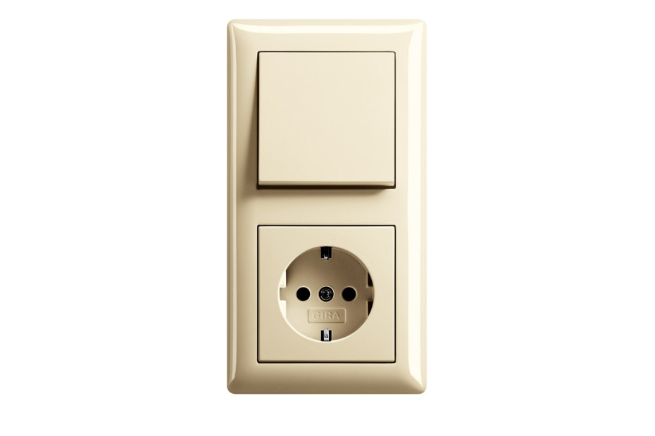 Standard 55 switch / socket