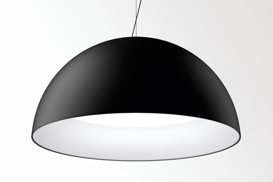 SUPERDOME suspended luminaire