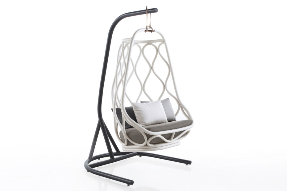 Nautica indoor swing chair with base T061