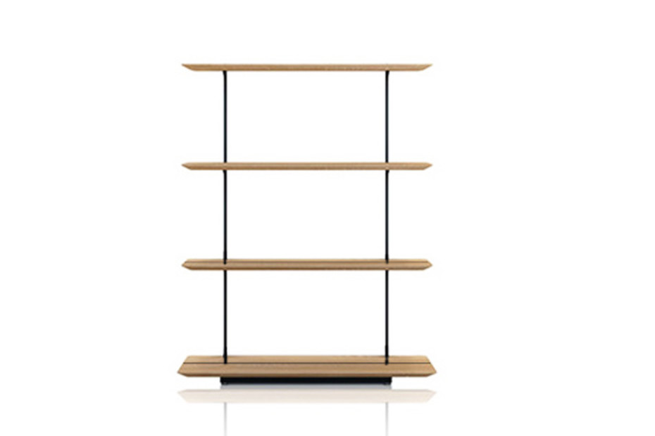 Team free standing shelf T860
