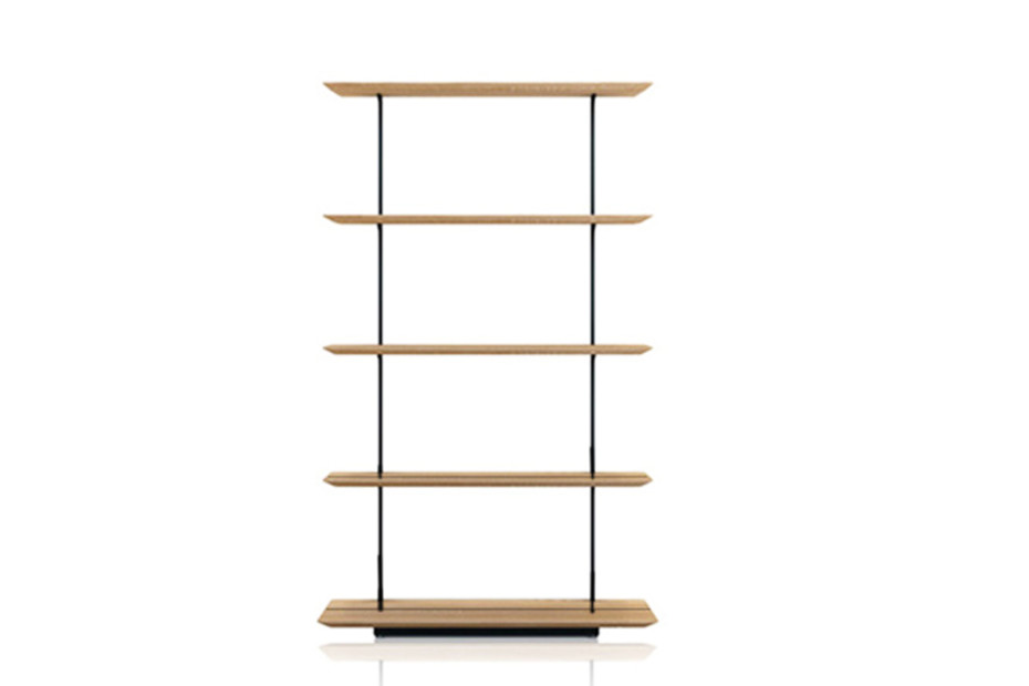 Team Free standing shelf T861