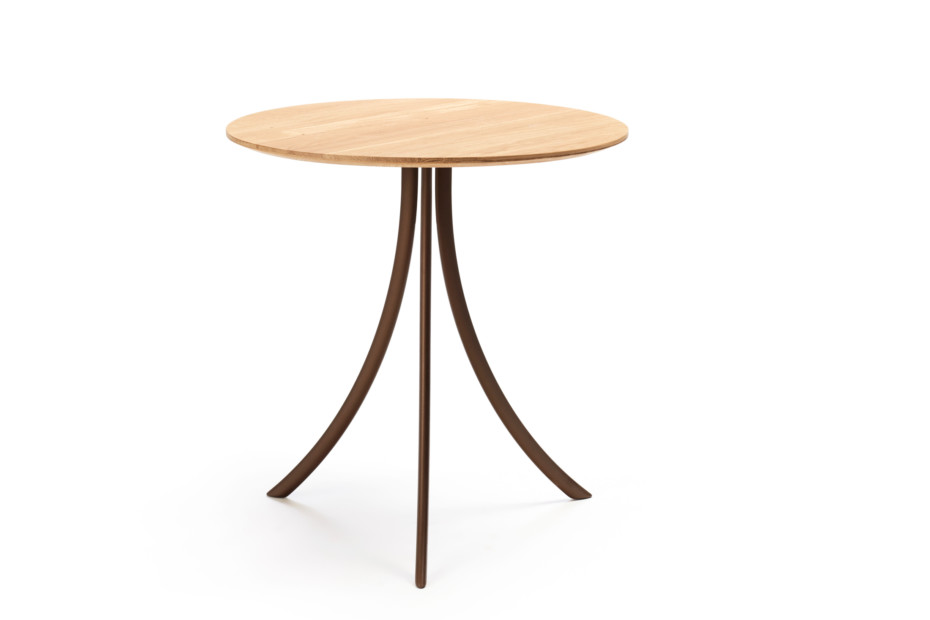 Bistro Indoor dining table stand with round top T903 R