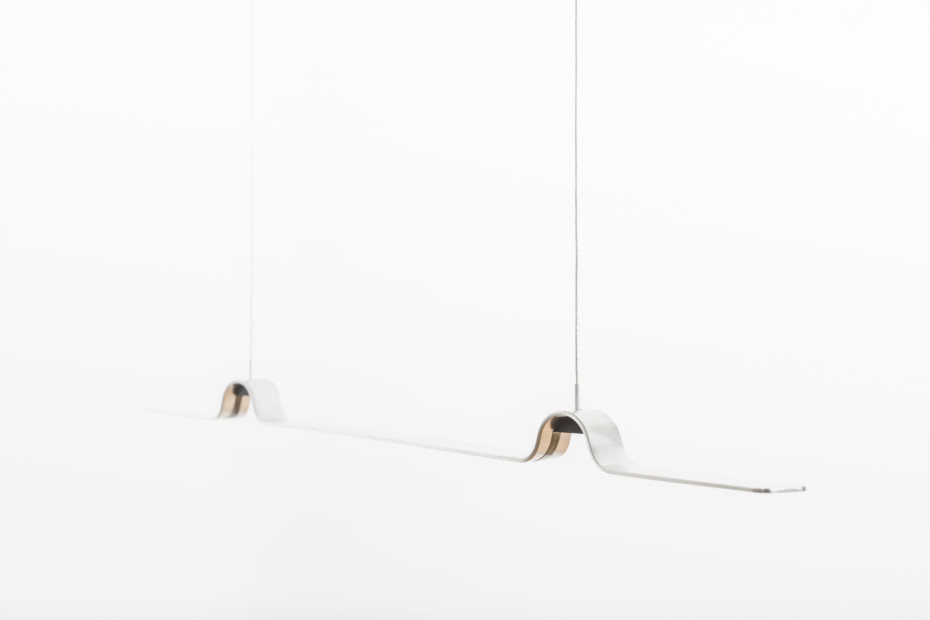 Tape Suspension L pendant lamp