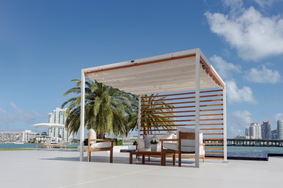 Eclipse Cabana