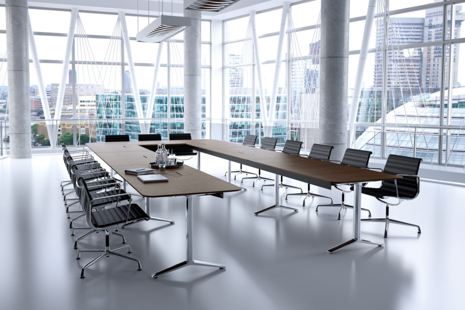 Talk conference table