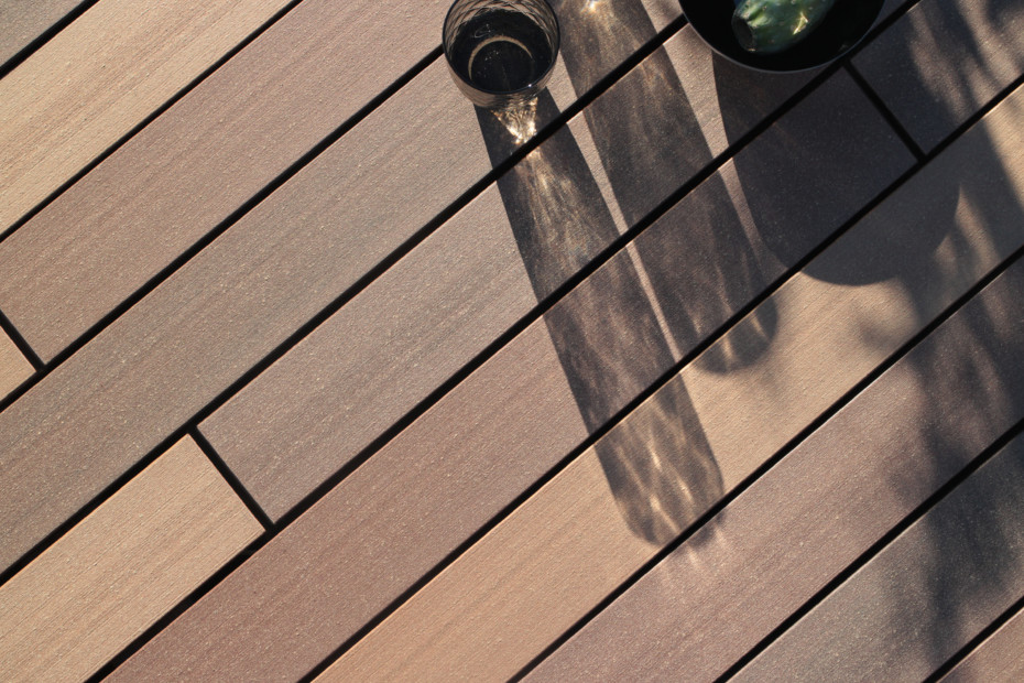 Premium WPC Planks COLOURS Bali