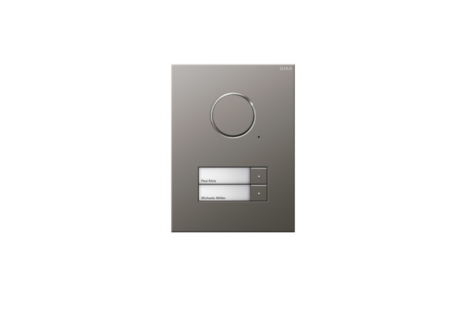Door station stainless steel