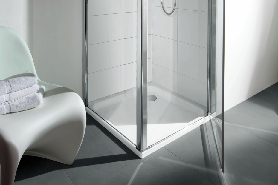 Shower tray square O.novo
