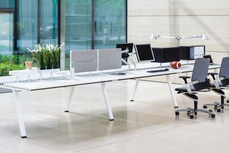 Arbeitstischsystem ICON A-Bench