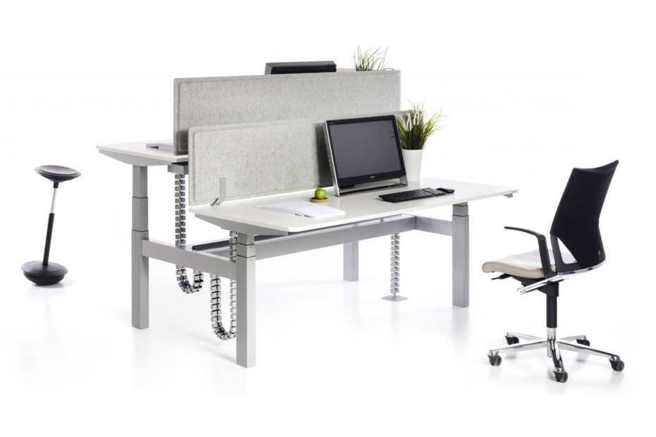 Working desk system SOLO / DUO