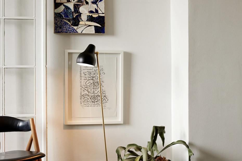 Vl 38 Floor Lamp By Louis Poulsen Stylepark