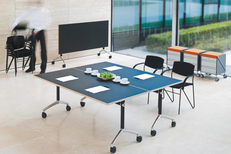 Working desk system LET`S TALK Flip