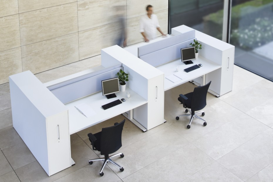 Working desk system STAGE