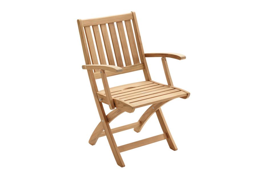 Windsor folding chair