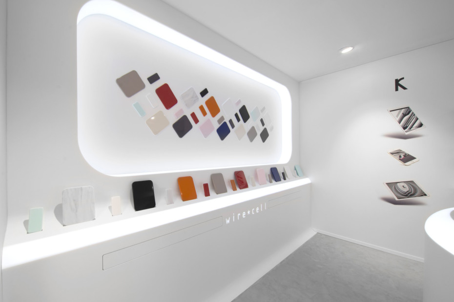 Showroom Electronica L105 Carrara Dark 6301 Fruit 6901