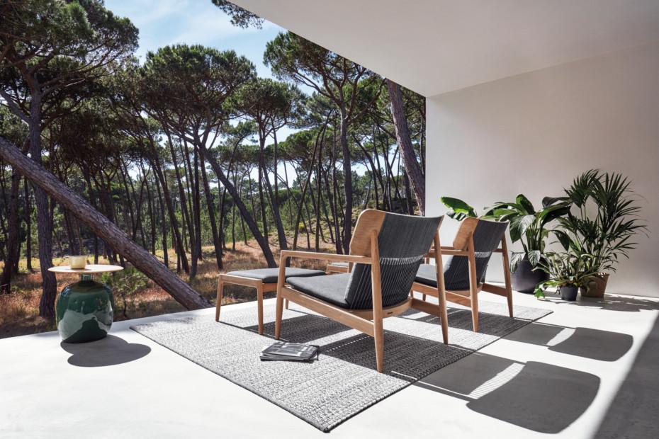 Archi ottoman von gloster furniture stylepark