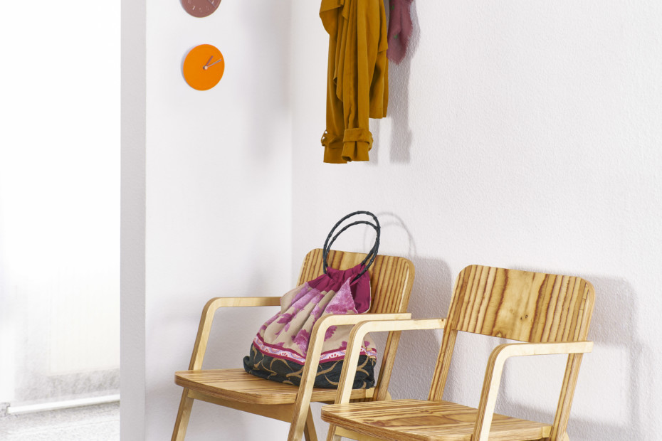Bazar wall-mounted rack