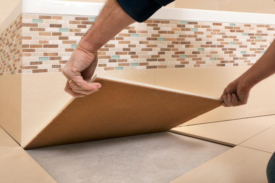 Tiling method DryMode