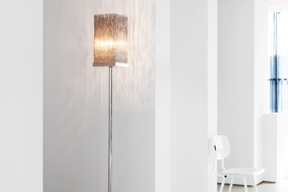 Broom Floor Lamp