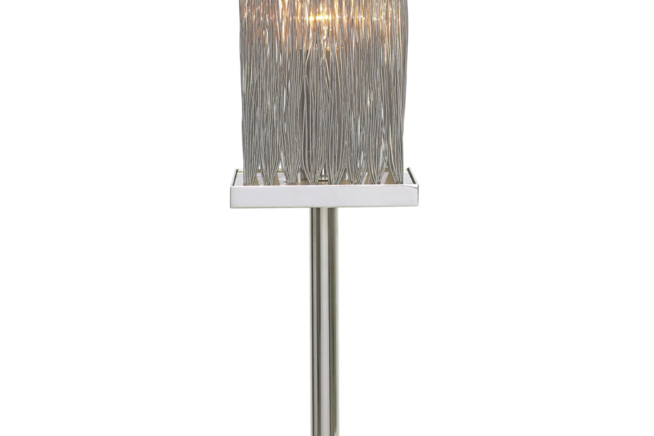Broom Table Lamp