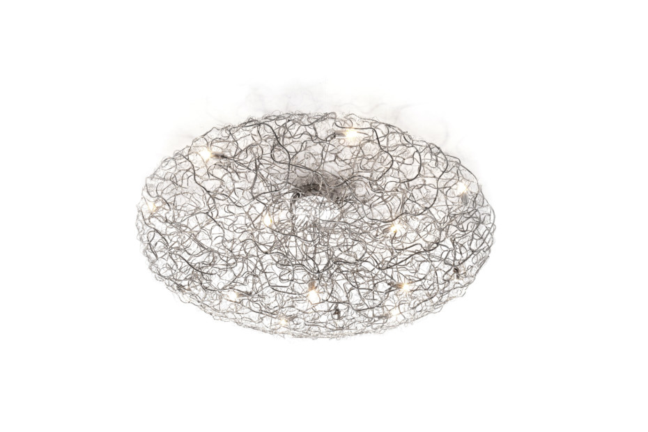 Crystal Waters Ceiling Lamp