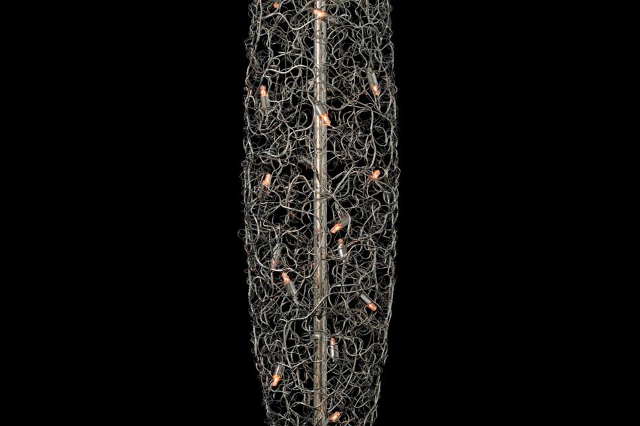 Crystal Waters Floor Lamp