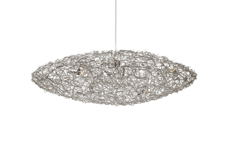Crystal Waters Hanging Lamp Ufo