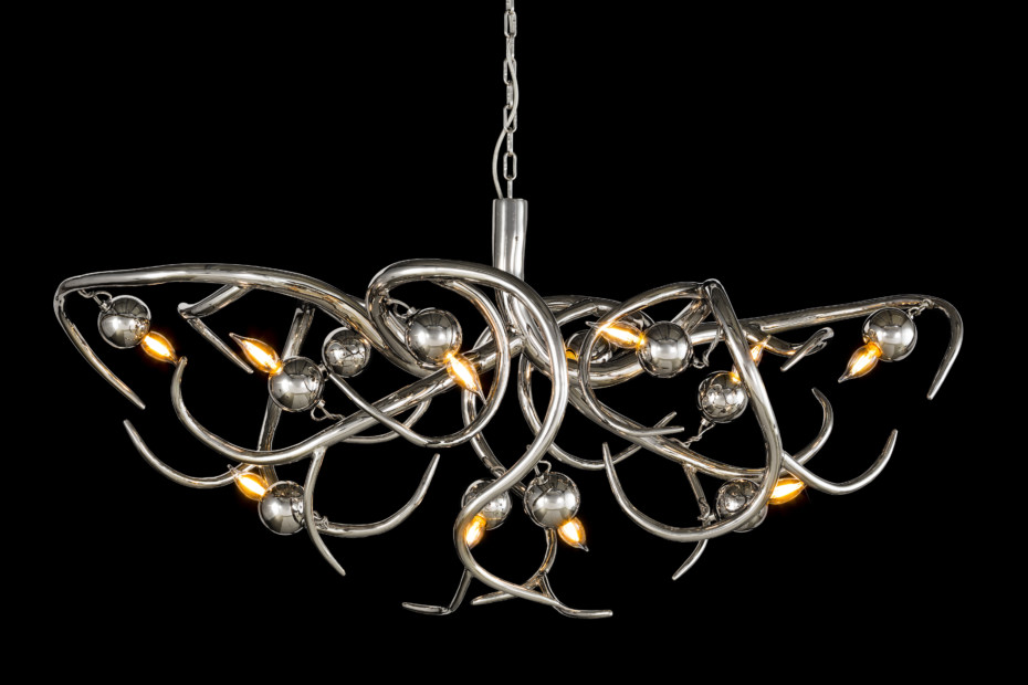 Eve Chandelier oval
