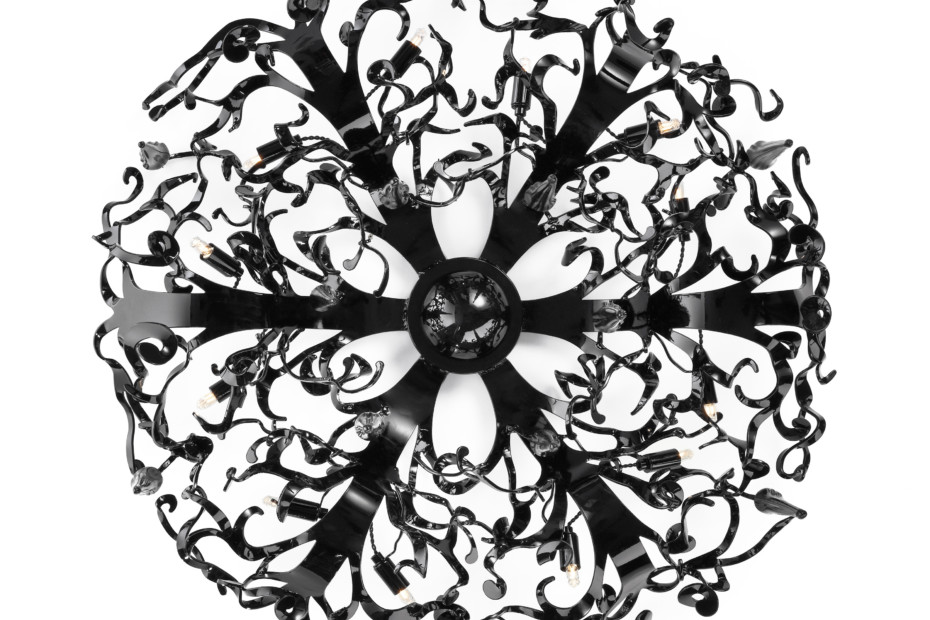 Flower Power Ceiling Lamp