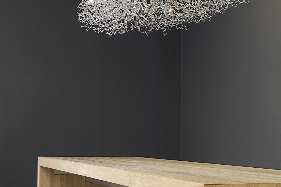 Hollywood Chandelier Oval