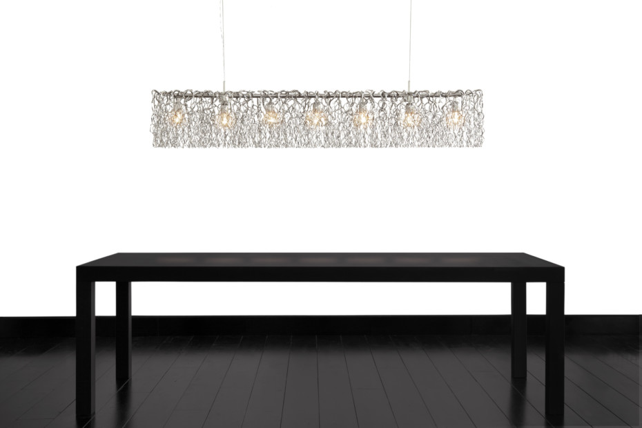 Hollywood Hanging Lamp Long