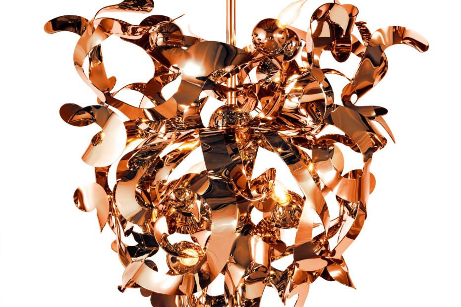 Kelp Chandelier Conical