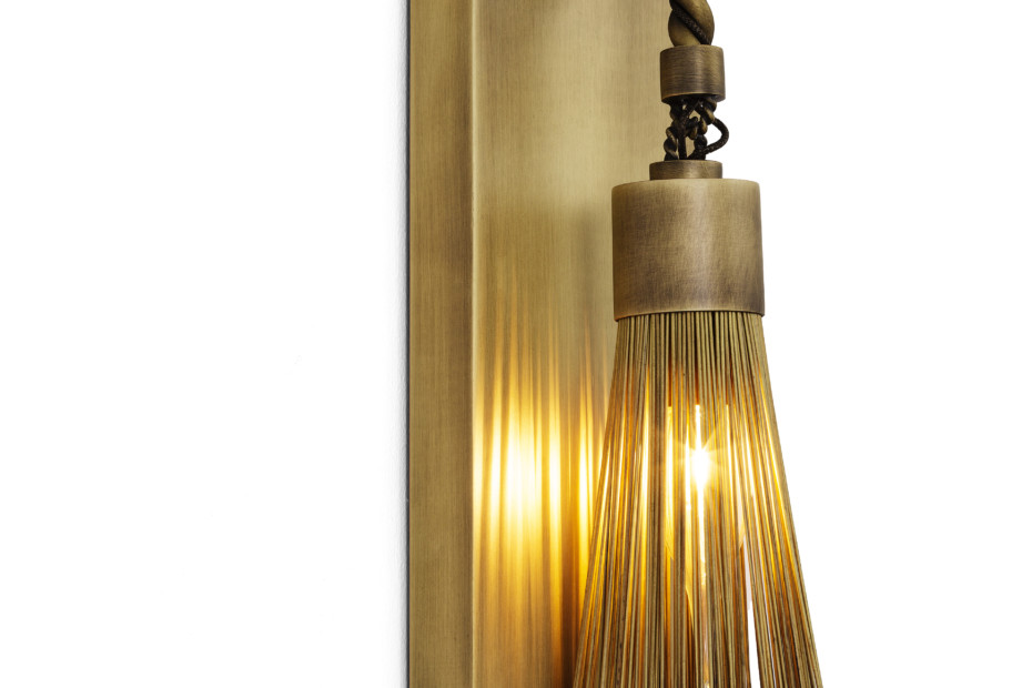 Sultans Of Swing Wall Lamp