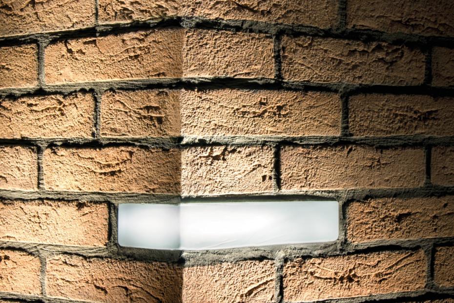 Brick Light recessed